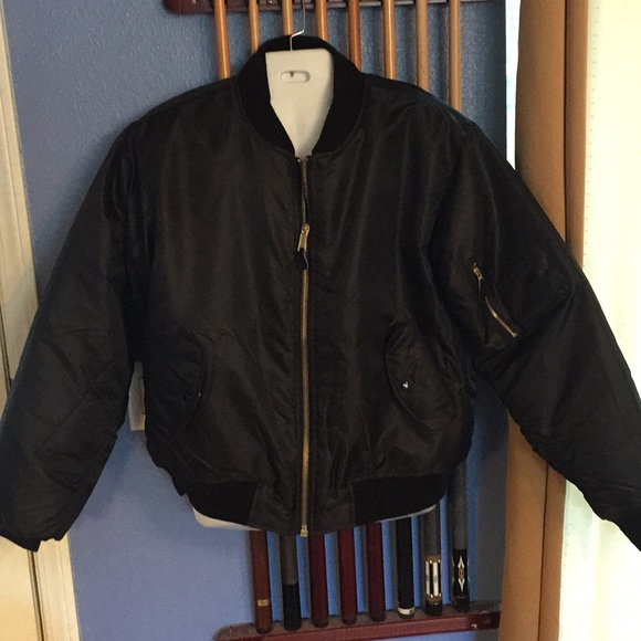 fdfa63d1e Rothco flight/ bomber jacket